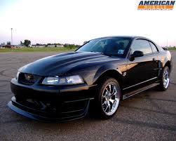 Black Fox Mustang Ford Mustang Wallpapers U0026 Mustang Backgrounds Americanmuscle Com