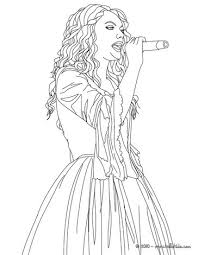 taylor swift coloring pages coloring pages printable coloring