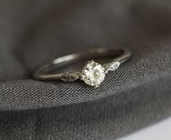 simple engagement ring what do you think of simple dainty tiny engagement rings