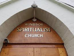 windsor spiritualist church adelaide square windsor west