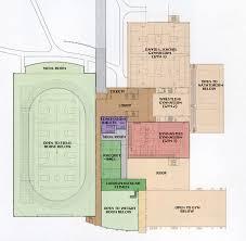 williams center kachel fieldhouse floorplan university of