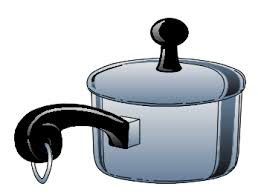 chaudron pour cuisiner instruments utiles pour cuisiner