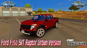 Ford Raptor Farm Truck - ford f150 raptor svt interior urban version v1 28 for ats