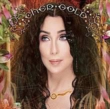 gold photo album gold cher album