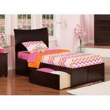 Twin Bed Frame With Mattress Atlantic Furniture Wayfair