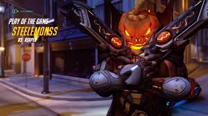 reaper background overwatch halloween halloween skins