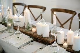 candle centerpiece pillar candle centerpiece elizabeth designs the wedding