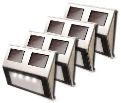 Led Solar Deck Lights - solar powered deck lights roselawnlutheran