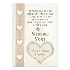 vow renewal invitations wedding vow renewal invitations announcements zazzle co uk