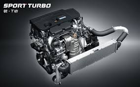 Is The Honda Civic Si Turbo Civic Si Engine Is Hiding Under The Hood Of The
