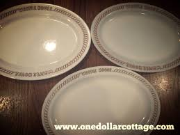 junk 101 waffle house dinnerware one dollar cottage