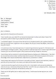 Kids Resume Health Economist Cover Letter