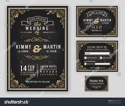 halloween chalkboard background photography luxurious wedding invitation on chalkboard background stock vector