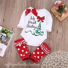 my christmas baby girl best 25 christmas ideas on baby girl