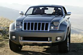 jeep sports car concept concept flashback 2007 jeep trailhawk