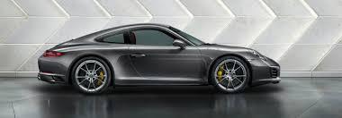 porsche side view 2017 porsche 911 carrera features and specs