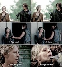 Carol Twd Meme - we need to develop this friendship family tie onscreen more it s