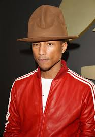 how the grammy hat worn by pharrell williams fits into the history