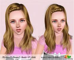 childs hairstyles sims 4 feb 17 hair046 hairstyles b fly provide personalized