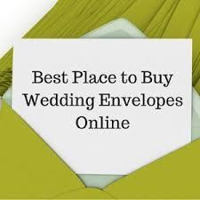 wedding envelopes wedding guide best place to buy wedding envelopes online