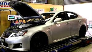 lexus sedan horsepower lexus is f v8 horsepower run youtube