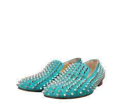 louboutin green sneakers