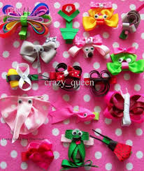 children s hair accessories children s hair baby animal hair bow grosgrain