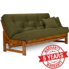 Futon Bed Frame Furniture Relax At Home And Enjoy The Great Comfort With Amazon