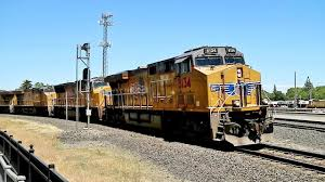railfanning sacramento and roseville on national train day 2017