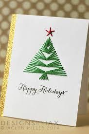 christmas cards ideas 15 diy christmas card ideas easy christmas cards we re