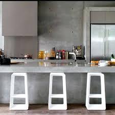 plan ilot central cuisine tabouret pour ilot central cuisine plan de travail en bacton arlot