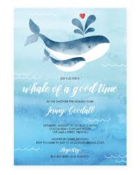 whale baby shower invitations whale baby shower invitation template instant baby blue