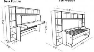 murphy bed desk plans brilliant murphy bed desk plans within wall with home furniture