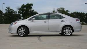 lexus hs250h rims 2010 lexus hs 250h premium an u003ci u003eaw u003c i u003e drivers log autoweek