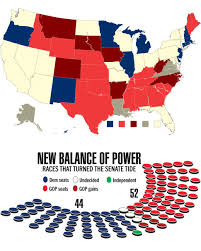 Midterm Election Map by Davis Political Review 2014 Midterm Elections Recap A