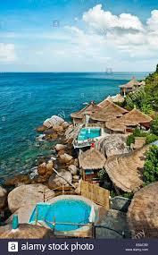 charm churee villa hotel jansom bay ko tao island thailand