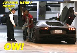 lamborghini aventador beverly kanye at a business meeting in beverly moejackson