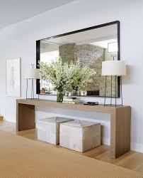 White Foyer Table Best 25 Foyer Table Decor Ideas On Pinterest Hall Table Decor