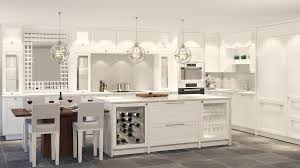 Kitchens Classic Design In Quebec Tendances Concept - Kitchen cabinets montreal