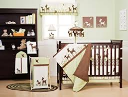 amazon com kids line willow organic 4 piece crib set