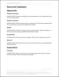 business plans templates business plan template free download