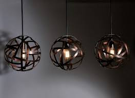 Steel Pendant Lights Lighting Culture Commerce Project