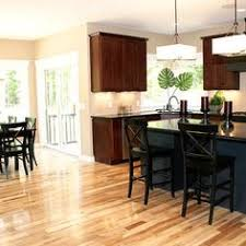 kitchen and floor decor tigerwood hardwood floor medium between light and