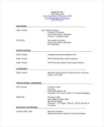 retail resume exle cv resume sle pharmacist sle pharmacist resume exle format