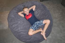 giant bean bag chair costco haul youtube