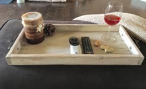 wooden tv tray ottoman tray custom wooden ottoman tray remote