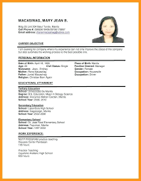 Sample Of Resume Doc Download A Sample Resume Collection Of Solutions Sample Resume