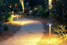 Landscape Lighting Installation Guide Low Voltage Landscape Lights Set Image Of Low Voltage Landscape