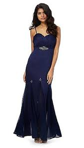 dress to party evening dresses women debenhams