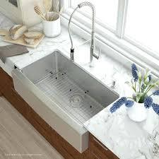 kraus undermount kitchen sink sinks with granite countertops and